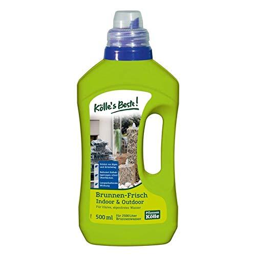 Kölle's Beste! Brunnen-Frisch, 500 ml, gegen Algen und Kalk, einfache Anwendung