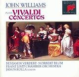 Williams spielt Vivaldi-Konzerte - . Williams