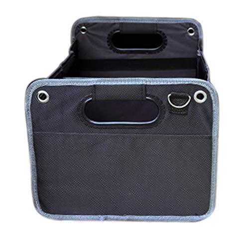para Smart 451 453 Fortwo Forfour Caja De Almacenamiento para Maletero De Coche Cesta Plegable Bolsa Organizadora De Almacenamiento Accesorios Universales para Coche Piezas para Coche (Color : D)