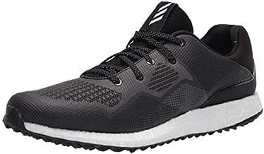 adidas Men's Crossknit DPR Golf Shoe, core Black/core Black/Grey Six, 10.5 Medium US