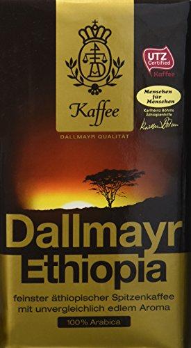 Dallmayr Ethiopia gemahlen, 500 g