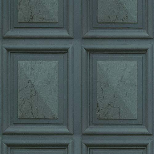 Erismann 6319-18 Rouleau de papier peint Motif géométrique Vert