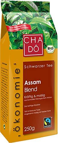 Cha-Do Ökonomie Assam Blend, 250 g