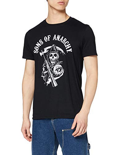 ICONIC COLLECTION - SONS OF ANARCHY Camiseta Manga Corta Reaper...