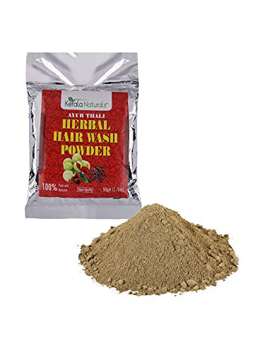 Ayur Thali - herbal hair wash Powder 150 grams