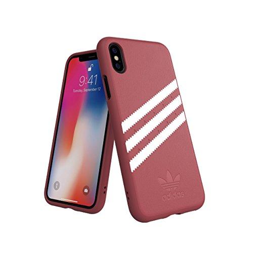 adidas Originals Funda iPhone X/XS Molded - Rosado