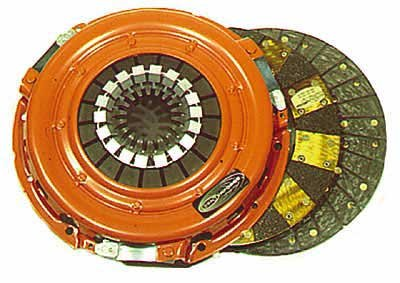 Centerforce DF115115 Dual Friction Clutch Pressure Plate and Disc :