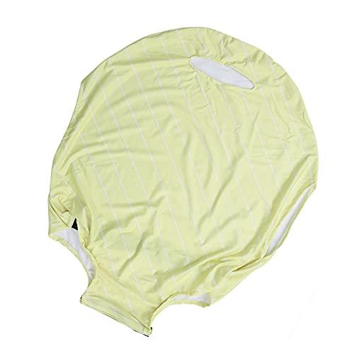 Changor Protector de Maleta Resistente al Desgaste, Material Premium M Protector de Botellas de Vino Milk Seda Hecho
