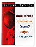 Cine Ciencia Ficción (Pack) [DVD]