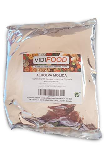 VidiFood Fenogreco Alholva Molida - 1 kg