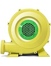 COSTWAY 350/450/680W Luchtblazer, Pomp Ventilator commerciële opblaasbare springkasteel luchtblazer, perfect voor opblaasbare springhuis, Springer, springkasteel