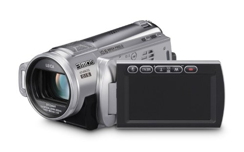 Panasonic HDC-SD200 Full HD SD/SDHC Camcorder, Silver