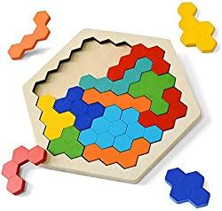 Image of Wooden Puzzles for Kids...: Bestviewsreviews