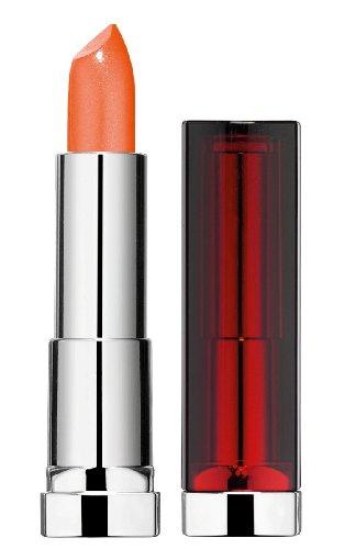 Maybelline New York Color Sensational Lippenstift, 416, coral fever
