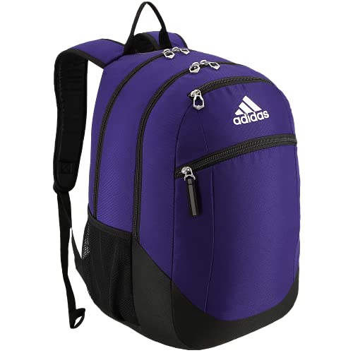 adidas Unisex Striker II Team Backpack, Team Collegiate Purple,...