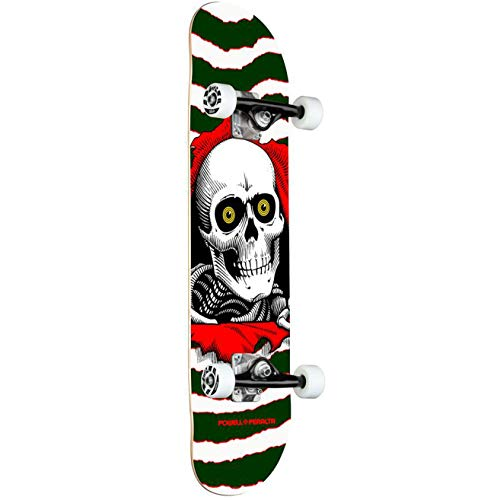 Powell Peralta Skateboard Complete Ripper Mini, Größe:7, Farben:one Off-Green