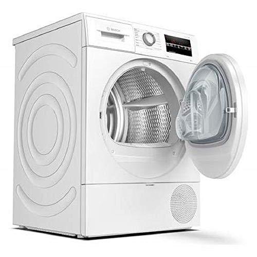 Bosch Elettrodomestici WTR87T08IT Serie   6 - Asciugatrice a pompa di calore 8 kg, Classe A+++, Filtro EasyClean , AutoDry