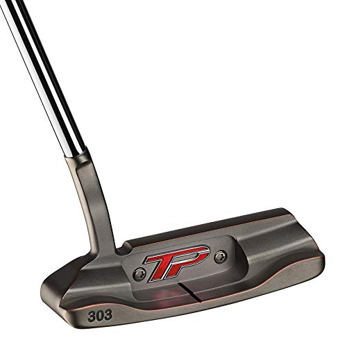TaylorMade Golf TP Patina Soto Putter LC SS Rh 35IN