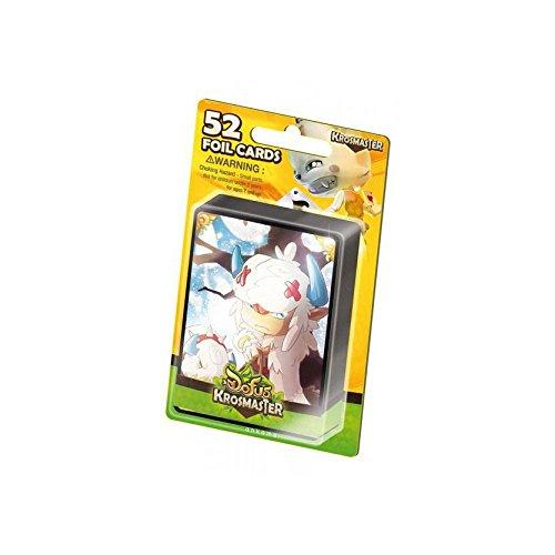 DOFUS Krosmaster 52 cartes Foil * Français *