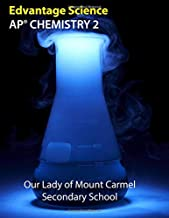 AP Chemistry 2: Our Lady of Mount Carmel Secondary School