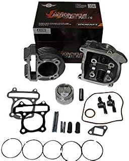 52 mm 105cc Large Valve Head Big Bore Kit qmb139 And1PQMB139 engine
