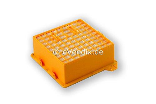 eVendix Hygiene-Mikrofilter HEPA Filter passend für Vorwerk Tiger VT 260