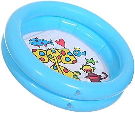 Opblaasbaar Zwembad Kind Zomer Kind Water Speelgoed Bad Ronde Mooie Dier Gedrukte Bodem Spelen Ballenbad Baby