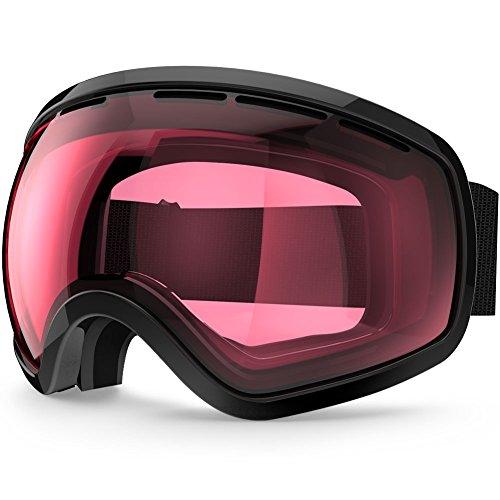 ZIONOR Lagopus X10 Unisex Marco/Sin Marco Gafas esquí
