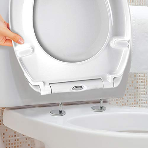 Msv Stainless Steel Hinges For Toilet Seats