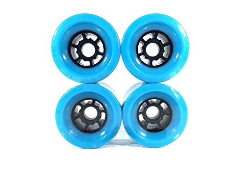 sKape 83mm Pro Longboard Cruiser Wheels Flywheels