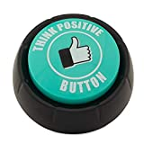 Motion Design Think Positive Button Motivational Sounds Funny Inspirational Teachers Kids Sports Home Office Inspiration