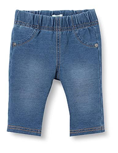 United Colors of Benetton Pantalone 4BAY556ZE Pantaln, Denim Blue 901, 90 cm para Bebés