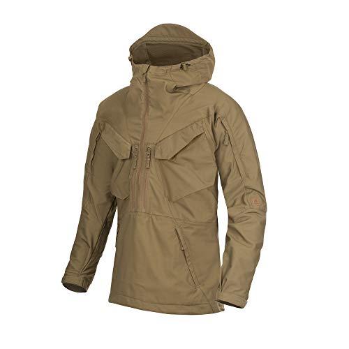 Helikon-Tex Pilgrim Anorak Jacket - DuraCanvas Coyote L/Regular