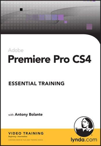 Premiere Pro CS4 Essential (PC DVD)
