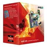 AMD A8-5500 Quad-core (4 Core) 3.20 GHz Processor - Socket FM2Retail Pack - 4 MB - Yes - 3.70 GHz Overclocking Speed - 32 nm - Intel HD 7560D Graphics - 65 W - 160.3??F (71.3??C) - AD5500OKHJBOX