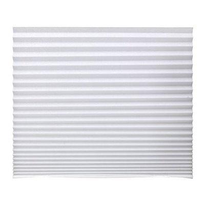 2 XIKEA Schottis - Faltstore, weiß - 90x190 cm