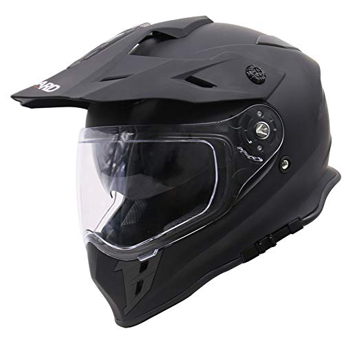 Casco doble LEO-X-327