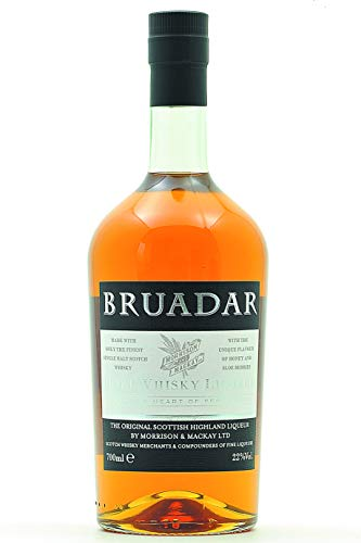 Morrison & MacKay Bruadar Malt Whisky Liqueur schottischer Likör 22% vol (1 x 0.7 l)