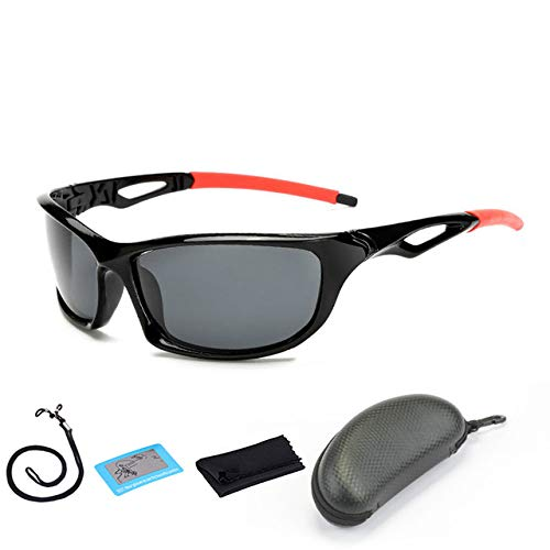 DWDADYYY Reedocks Nuevas Gafas de Sol de Pesca polarizadas H