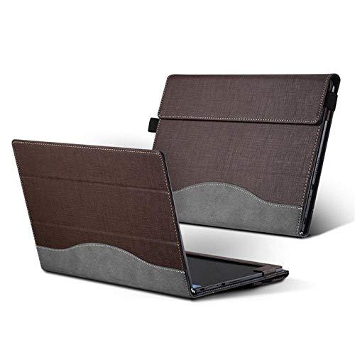 Tablet Case Voor Lenovo Yoga Boek 10.1 2016 PU Lederen Beschermhoes Met Pen Houder Ontwerp Voor Lenovo yoga Boek 10.1 Koffie