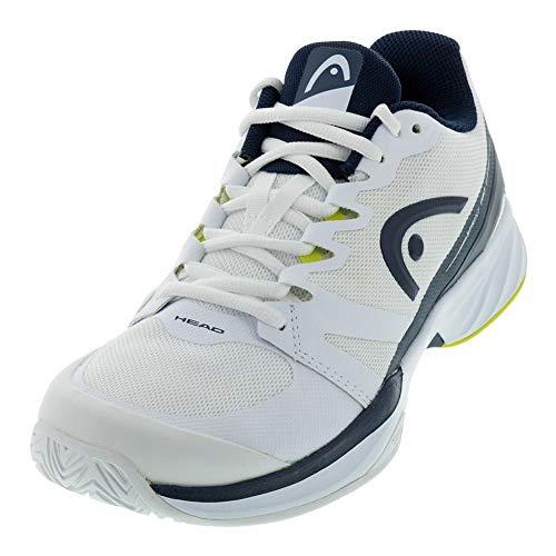 Head Sprint Pro 2.5 Men, Zapatillas de Tenis Hombre, Blanco (White/Dark Blue...