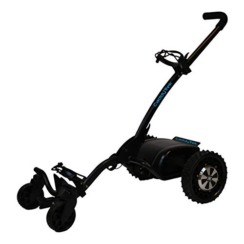 CaddyTrek S-Series Remote Control Electric Golf Caddy Cart Trolley