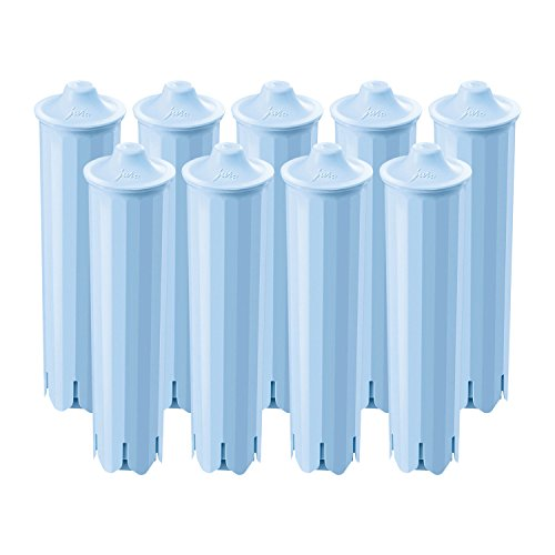 Jura 9X Claris 71311 Blue, 9er Pack (9 Filterpatronen), Kunststoff,