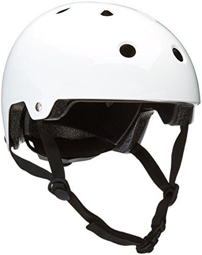 K2 Erwachsene Helm Varsity Helmet white - Weiß - S (48-54cm) - 30B4001.1.1.S