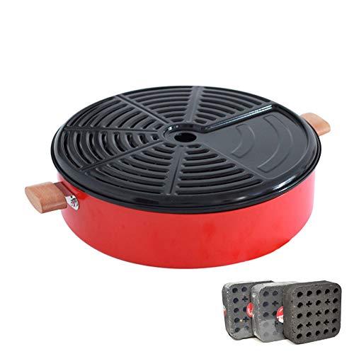 Sdkmah9 barbecue côtes de support d'étagère, anti adhésif