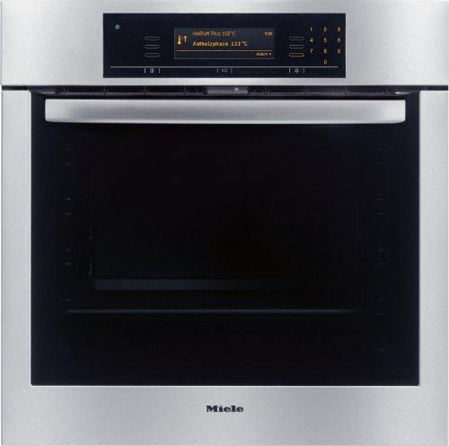 Miele H 5581 BP Einbau-Elektro-Backofen / A / Edelstahl/CLST / Pyrolyse / Klimagaren