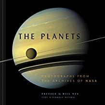 The Planets: Photographs from the Archives of NASA (Planet Picture Book, Books About Space, NASA Book)