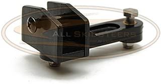 Wiper Arm Repair Bracket for Bobcat Skid Steers S450 S510 S530 S550 S570 S590 S630 S650 S750 S770 S850 T550 T590 T630 T650 T750 T770 T870 - A- 7168953-R