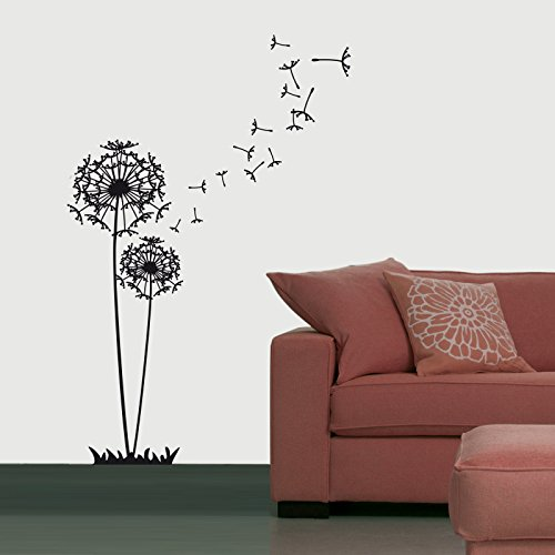 Your Design Pusteblume Paulina | 120 x 50 cm | Your-wandtattoo, ch1002