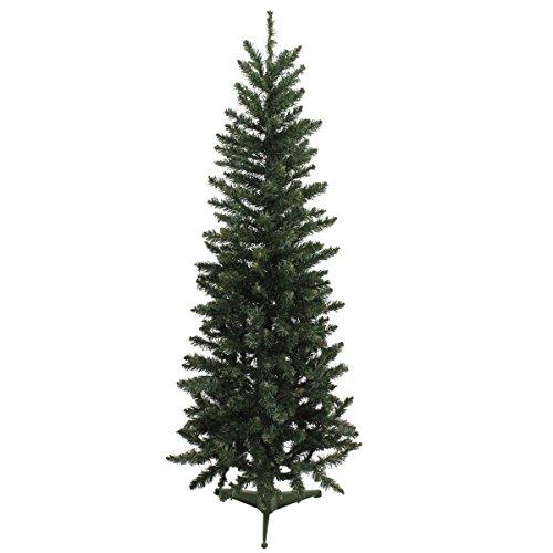 クリスマス屋 クリスマスツリー クラシカルスリムツリー スリムツリー 150cm ヌードツリー ツリー単品